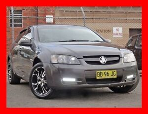 2007 Holden Commodore VE MY08 Omega Charcoal 4 Speed Automatic Sedan Granville Parramatta Area Preview