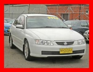 2002 Holden Berlina VY White 4 Speed Automatic Sedan Granville Parramatta Area Preview