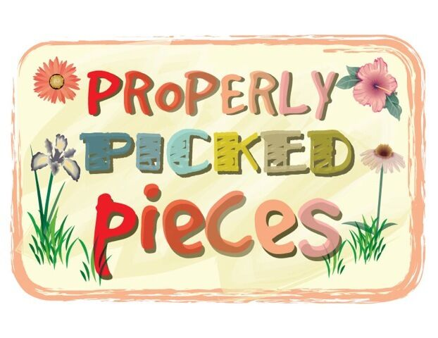 ProperlyPickedPieces