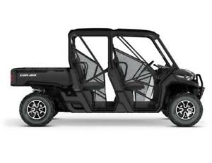New Non-Current 2018 Can-Am Defender Max Lonestar Edition