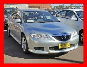 2003 Mazda 6 GG Classic ** Low 120,000 Kms * 4 Speed Auto Activematic Sedan Granville Parramatta Area Preview