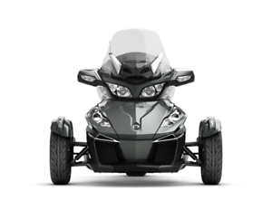 2017 Can-Am Spyder RT LTD