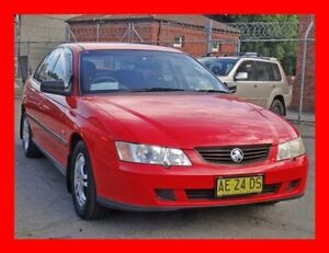 2004 Holden Commodore VY II Executive ** Low 187,000 Kms * 4 Speed Automatic Sedan Granville Parramatta Area Preview