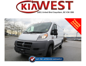 2014 Ram ProMaster 1500 Low Roof V6