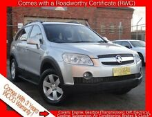 2007 Holden Captiva CG MY08 CX (4x4) *** 7 Seater !! *** 5 Speed Automatic Wagon Granville Parramatta Area Preview