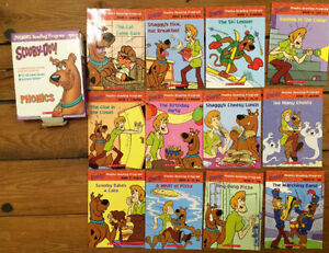 12 SCOOBY DOO BOOKS Boxed Set $10