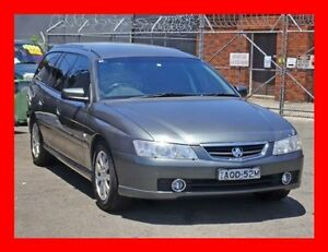 2003 Holden Berlina VY II Charcoal 4 Speed Automatic Wagon Granville Parramatta Area Preview