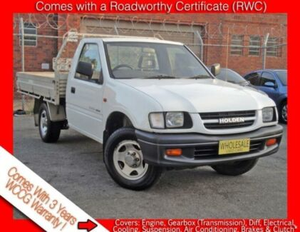 1999 Holden Rodeo TFR9 LX Ready For Work !!! 5 Speed Manual Utility Granville Parramatta Area Preview