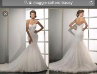 """Size 6 Maggie Sottero """"Tracey"""" $700 OBO"""