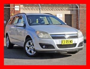 2006 Holden Astra AH MY06.5 CDX ** Low 94,000 Kms ** 4 Speed Automatic Wagon Granville Parramatta Area Preview