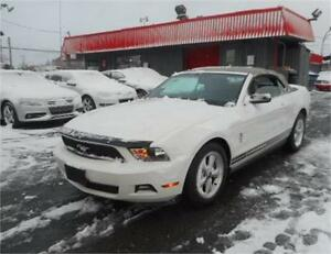 FORD MUSTANG CONVERTIBLE 2010 (AUTOMATIQUE, CRUISE CONTROL )