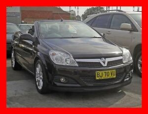 2008 Holden Astra AH MY09 Twin TOP ** Low 137,000 Kms * 4 Speed Automatic Convertible Granville Parramatta Area Preview