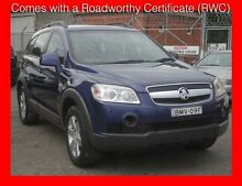 2010 Holden Captiva CG MY10 CX (4x4) ** Low 124,000 Kms * 5 Speed Automatic Wagon Granville Parramatta Area Preview