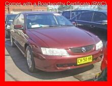 2003 Holden Commodore VY II Acclaim 29/sep/2016 Rego !!! 4 Speed Automatic Sedan Granville Parramatta Area Preview