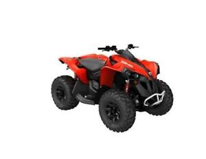 New Non-Current 2017 Can-Am Renegade 1000