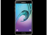Samsung galaxy A5 2016, unlocked, good condition, navy blue £175 fixed price
