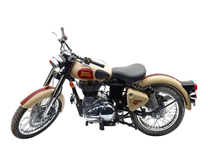 Royal Enfield Classic Beige