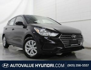 2019 Hyundai Accent Essential w/Comfort Package | BACKUP CAMERA