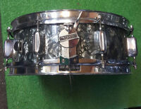 """Vintage Roger's """"Maple"""" snare drums (3) to sell."""