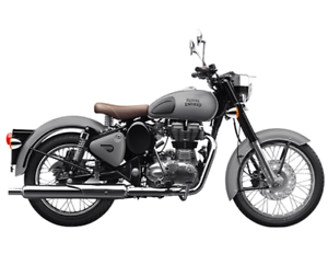 Royal Enfield Classic Grey