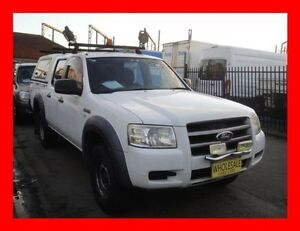 2007 Ford Ranger PJ 07 Upgrade XL (4x4) *** Turbo Diesel *** 5 Speed Manual Dual Cab Chassis Granville Parramatta Area Preview