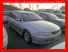 2002 Holden Commodore VY Acclaim Silver 4 Speed Automatic Wagon Granville Parramatta Area Preview