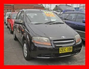 2003 Daewoo Kalos T200 Limited ** Low 133,000 Kms * 4 Speed Automatic Hatchback Granville Parramatta Area Preview