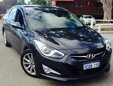 2012 Hyundai i40 VF2 Elite Grey 6 Speed Sports Automatic Sedan Melville Melville Area Preview