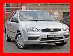 2006 Ford Focus LS CL ** Low 131,000 Kms * 5 Speed Manual Sedan Granville Parramatta Area Preview