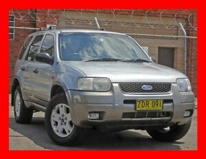 2004 Ford Escape ZB XLT ** Low 110,000 Kms * 4 Speed Automatic Wagon Granville Parramatta Area Preview