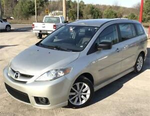 2006 MAZDA 5 GS 2,3L MAGS + A/C + GR. ELECT + 7 PASSAGERS