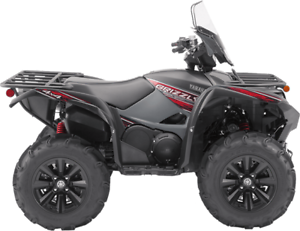 2019 Yamaha ATV GRIZZLY EPS LE