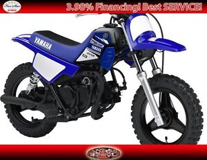 2017 YAMAHA PW50 KIDS MOTORCYCLE.....THIS IS WHERE IT ALL STARTS