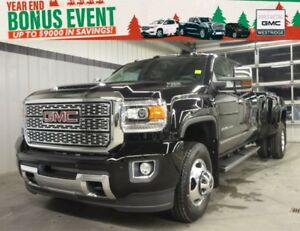 2019 GMC Sierra 3500HD Denali. Text 780-872-4598 for more inform