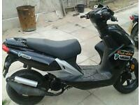 50cc scooter. Mint condition!