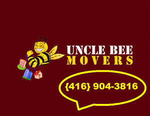 Uncle Bee Movers 416 904 3816