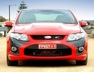 2010 Ford Performance Vehicles GT FG Red 6 Speed Sports Automatic Sedan Christies Beach Morphett Vale Area Preview