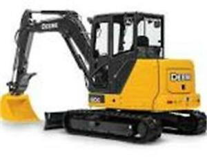 2014 Deere 60G Mini Excavator for sale