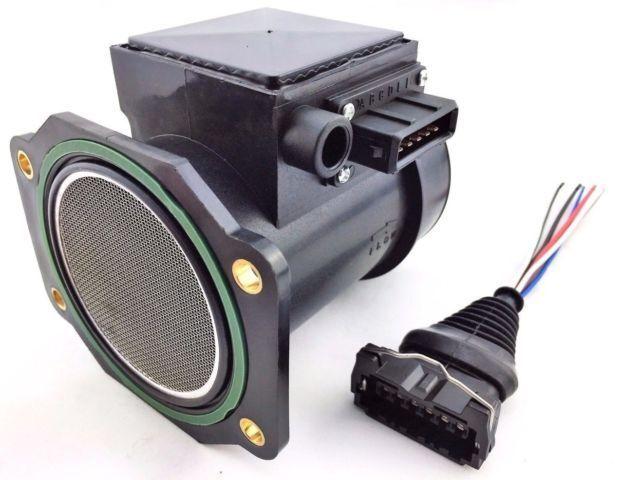 80MM MAF AFM w// WIRE HARNESS for NIssan 300ZX FAIRLADY Z TT INFINITI J30 3.0L V6