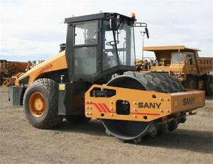 NEW SANY SSR120C-8 Compactor *5 Year/5,000 Hour Warranty*