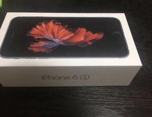 iPhone 6S 32GB Unlocked + Apple Warranty