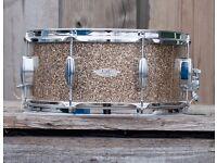 BRAND NEW Custom C&C Maple Snare Drum 14x6.5