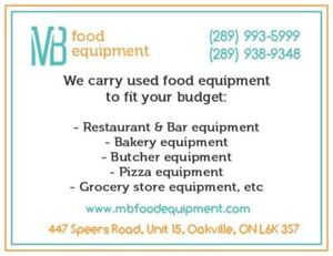Quality Commercial Food Equipment for Reasonable Price