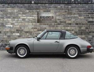 1988 PORSCHE 911 TARGA------ FALL PROMOTION