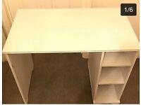 Ikea Borgsjo white desk SOLD. SOLD SOLD
