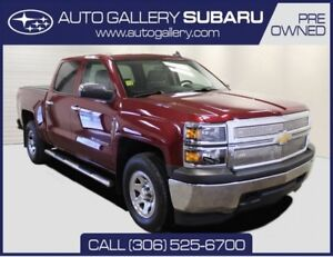2015 Chevrolet Silverado 1500 4X4 | LIKE NEW | PST PAID | ONLY 2