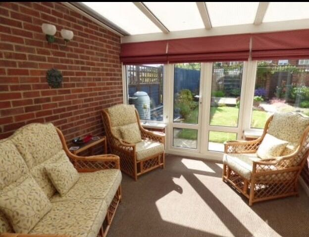 Wooden Conservatory Furniture 2 Seater And 2 Chairs In Houghton Le Spring Tyne And Wear