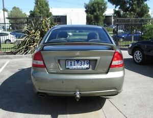 2005 Holden Commodore VZ Equipe Martini Grey 4 Speed Automatic Sedan Epping Whittlesea Area Preview