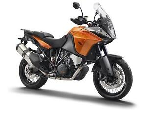 2016 KTM 1190 Adventure..last model available at invoice pricing
