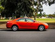 2008 Toyota Camry ACV40R Altise Orange 5 Speed Automatic Sedan Hendon Charles Sturt Area Preview